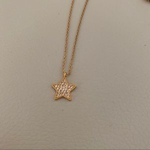 Uncommon James Star Necklace